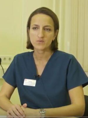 Гавеля Екатерина Юрьевна - Гиперплазия и мальформация кровеносных сосудов