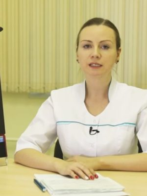 Мария Александровна Ломака - лимфатические мальформации головы и шеи