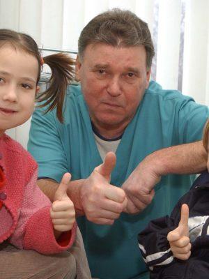 Вебинарна тему: «Ошибки и осложнения в лечении детей с т.н. детскими гемангиомами»